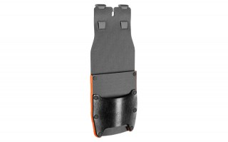 Combi holster with wedge pocket